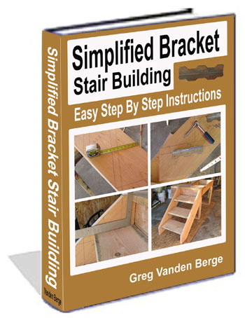 how to build a set of stairs